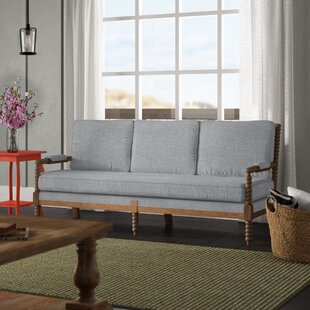 Janessa 75 Square Arm Sofa by One Allium Way