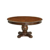Hohenzollern Solid Wood Dining Table by Astoria Grand