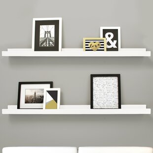 Edge Floating Shelf Set (Set of 2)