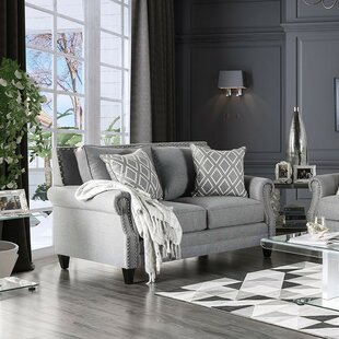 Pearce Loveseat by Canora Grey Fresh