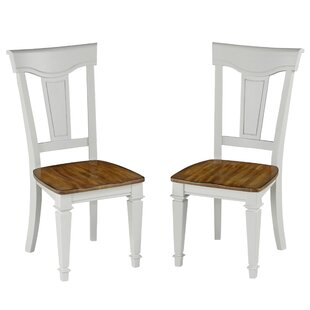 Collette Solid Wood Dining Chair (Set of 2)