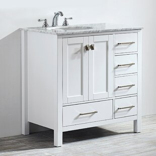 Newtown 36 Single Bathroom Vanity Set by Beachcrest Home