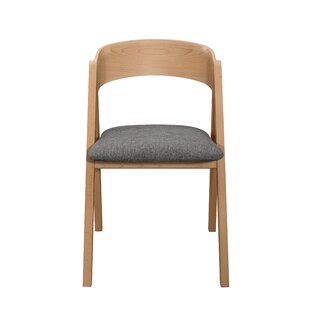 Noonkester Upholstered Dining Chair (Set of 2)