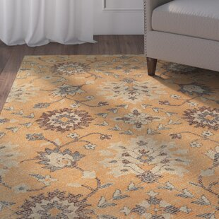 Fairhaven Handmade Orange Indoor/Outdoor Area Rug