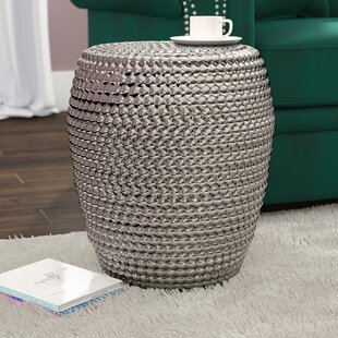 Great Price Vanessa Metallic Garden Stool By Willa Arlo Interiors