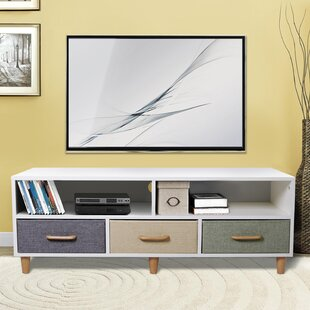 Check Prices Amboy TV Stand for TVs up to 43 by George Oliver Reviews (2019) & Buyer's Guide