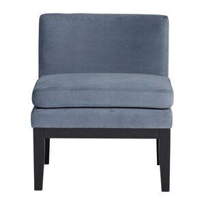 Cornice Contemporary Slipper Chair by Studio..