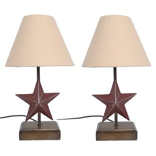 Barn Star 18 Table Lamp (Set of 2)