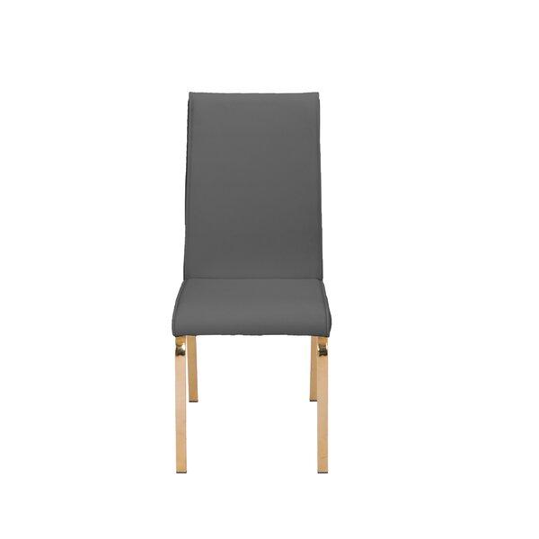 Mercer41 Villegas Upholstered Dining Chair Wayfair
