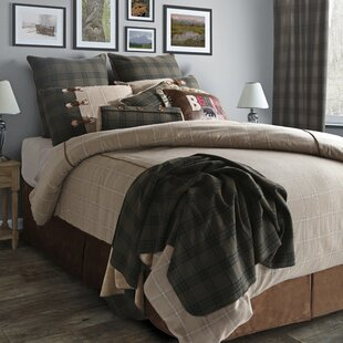 Camillea Reversible Comforter Set by Loon Peak