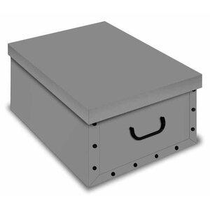 2-tlg. Aufbewahrungsboxen-Set Clip von Artra