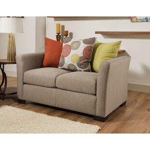 Simmons Upholstery Roulston Loveseat