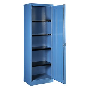 78 H x 24 W x 18 D Heavy Duty Storage Cabinet by Parent Metal Products