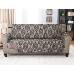 Reviews Sofa Slipcover by Winston Porter Reviews (2019) & Buyer's Guide