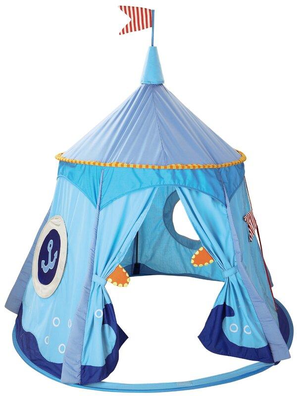 Pirateu0027s Treasure Play Tent  sc 1 st  Wayfair & Haba Pirateu0027s Treasure Play Tent u0026 Reviews | Wayfair