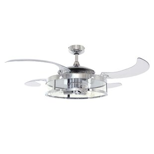 48 inch  Servantes 4 Blade Ceiling Fan with Remote