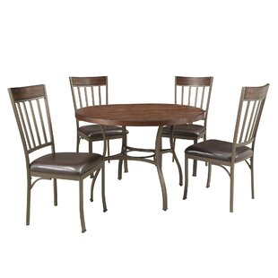 Tong 5 Piece Dining Set
