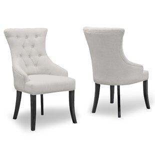 Chesterman Upholstered Dining Chair (Set of 2)