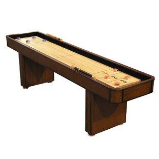 9' Shuffleboard Table ByThe Level Best
