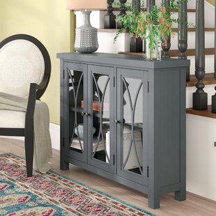 Sierra Madre 3 Door Accent Cabinet by Bungalow Rose