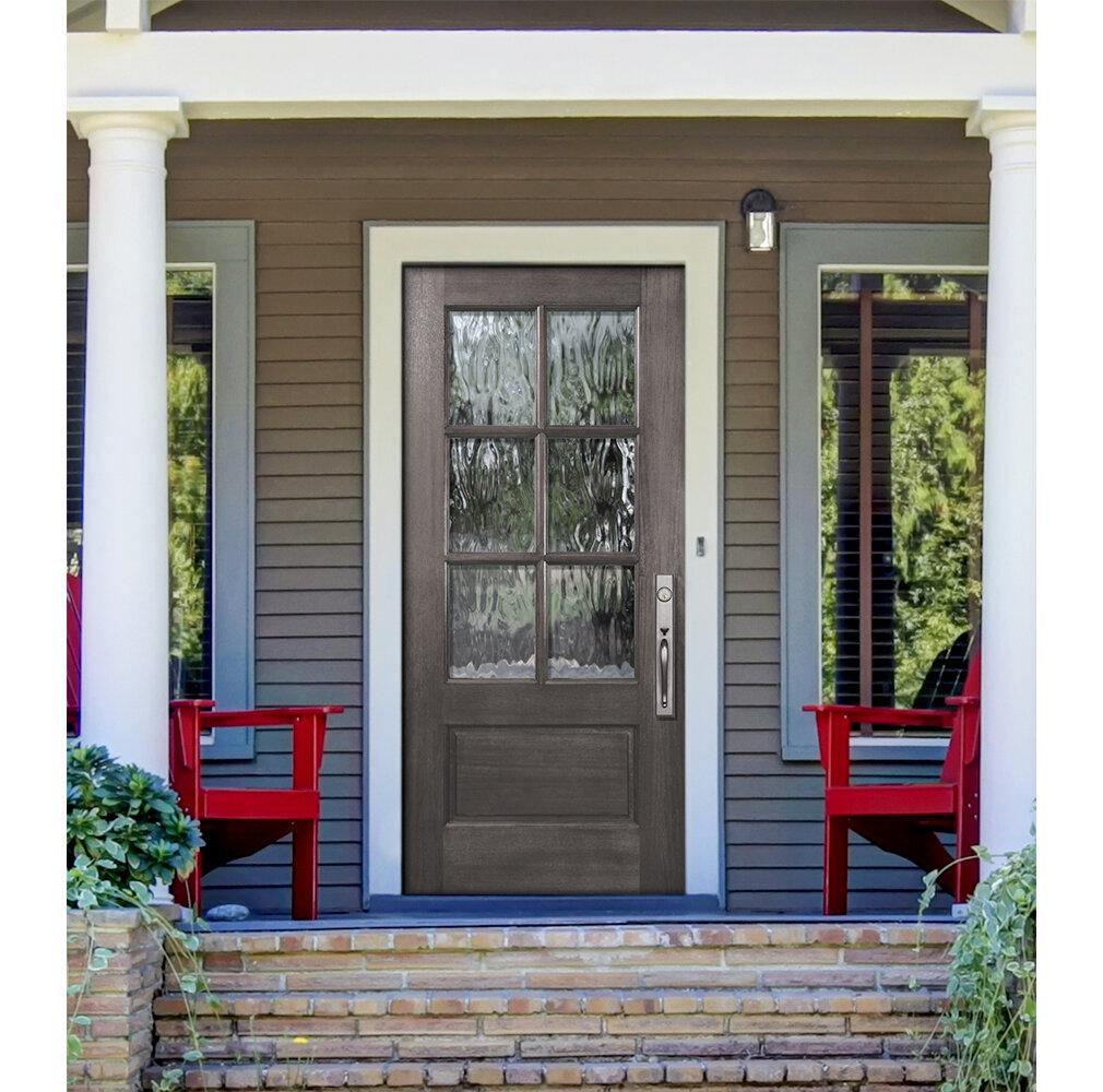 Exterior And Front Doors You Ll Love In 2021 Wayfair