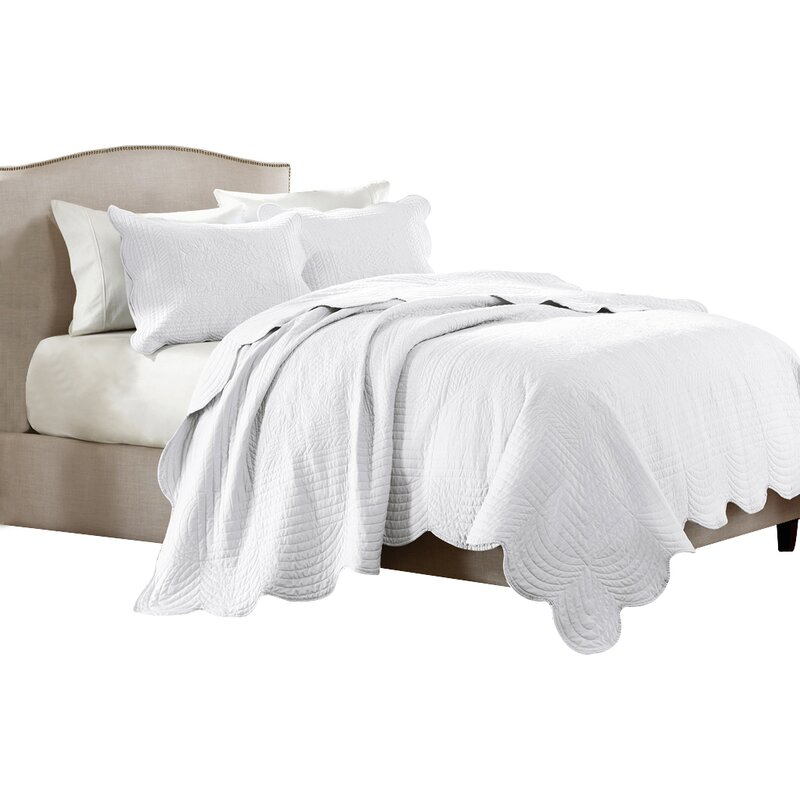 Stancil 3 Piece Coverlet Set