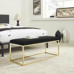 Jairo Upholstered Bedroom Bench