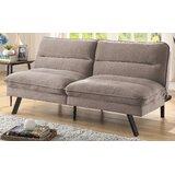 Twin 67.5 Cushion Back Convertible Sofa by Latitude Run
