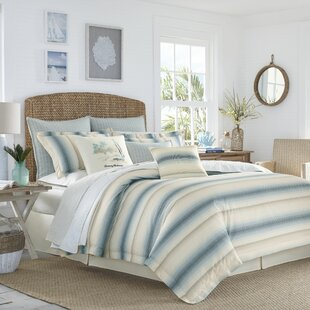 La Prisma Stripe Reversible Duvet Cover Set
