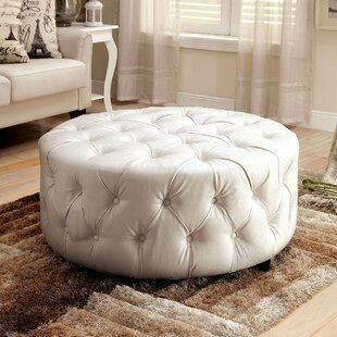 Buy clear Cocktail Ottoman By A&J Homes Studio
