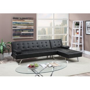 Lympsham Adjustable Convertible Sofa Latitude Run
