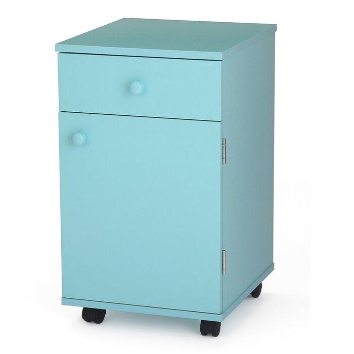Suzi Sidekick Storage Craft Table