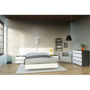 Ashcraft Platform 4 Piece Bedroom Set