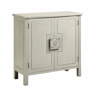 Deauville 2 Door Accent Cabinet by World Menagerie