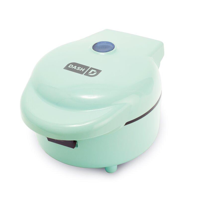 DASH  Deluxe Waffle Bowl Maker  Color: Aqua