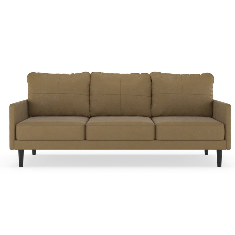 Courtright Microsuede Sofa