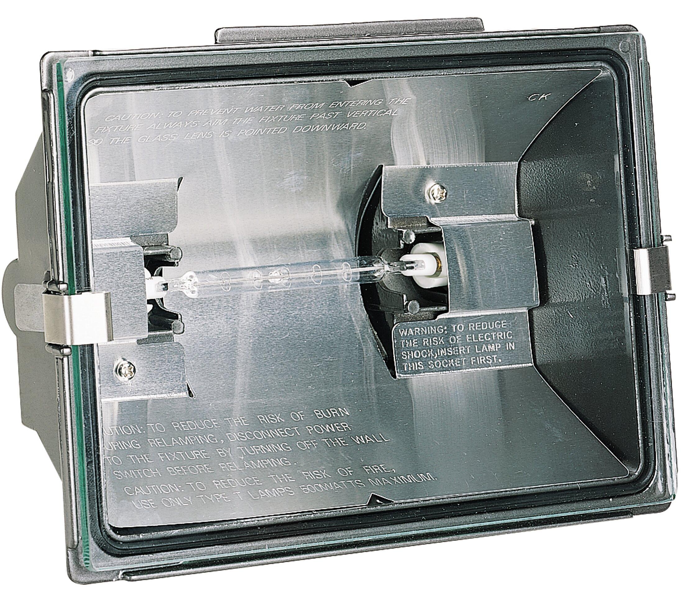 500 Watt Halogen Outdoor Security Flood Light