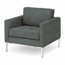 Paramount Fabric Armchair by Blu Dot