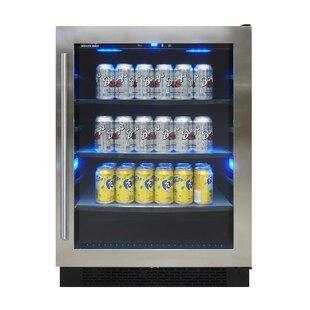 Designer Series 24-inch 5.7 cu. ft. Convertible Beverage Center