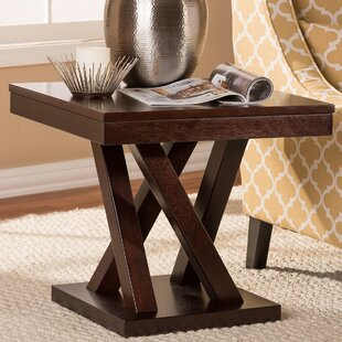 Best Reviews Baxton Studio End Table By Wholesale Interiors