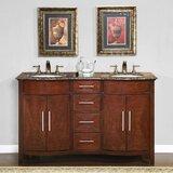 Zamora 58 Double Bathroom Vanity Set by Astoria Grand