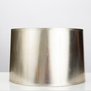 16 Acrylic Drum Tapered Lamp Shade