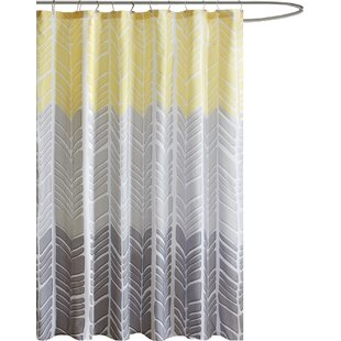 Yellow U0026 Gold Shower Curtains