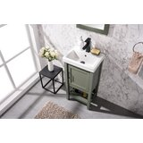 Malott 17 Single Bathroom Vanity Set by Breakwater Bay