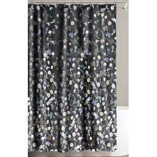 Ena Fabric Single Shower Curtain