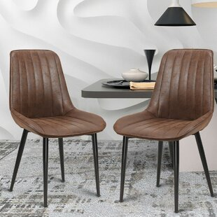 Eula Dining Chair (Set of 2) Brayden Studio