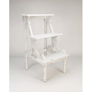 Surprising Library 3 Step Wood Step Stool Creativecarmelina Interior Chair Design Creativecarmelinacom