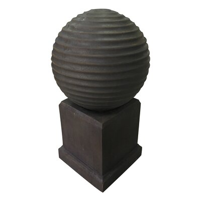 A&B Home Fiberglass Outdoor Fountain
