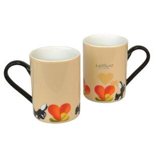 Lover Coffee Mug Set (Set of 2)
