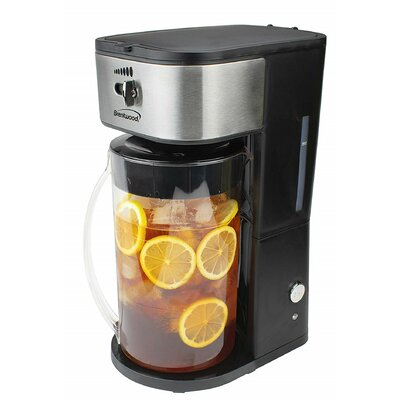 Brentwood Appliances  8-Cup Iced Coffee Maker  Color: Black